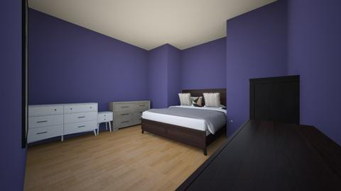 lacisias work - Modern - Bedroom  - by patchy1144