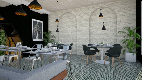 Restaurant - Modern - by katarina_petakovi