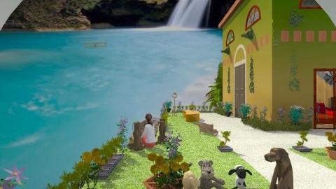 Spirit peace - Global - Garden  - by Orionaute