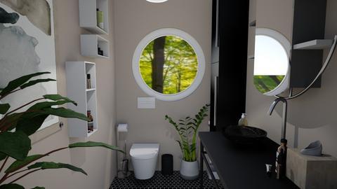 toilet - Bathroom  - by mimiclara