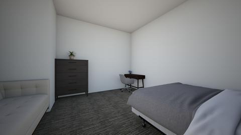 mack bedroom - Bedroom - by jazz452327