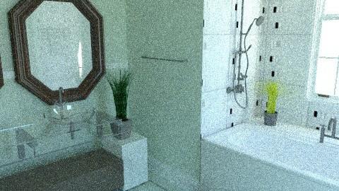 Bathroom - Classic - Bathroom  - by MissMO