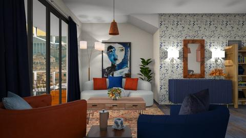Maisonette  - Modern - Living room  - by augustmoon