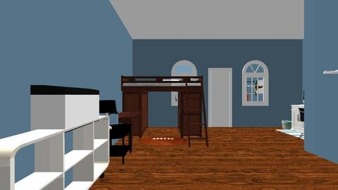 Tanner - Bedroom  - by Tplags
