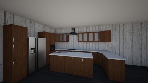 Kitchen Design - by 016mejias