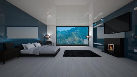 Bedroom Mark II - Bedroom  - by sfurkan