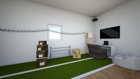 loore - Bedroom  - by loore07
