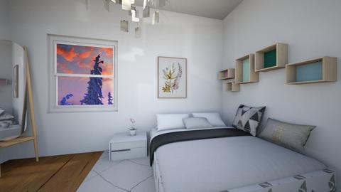 16 - Classic - Bedroom  - by Twerka