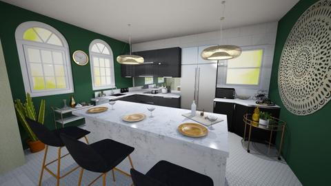 kitchen - Kitchen - by sam_jbrown