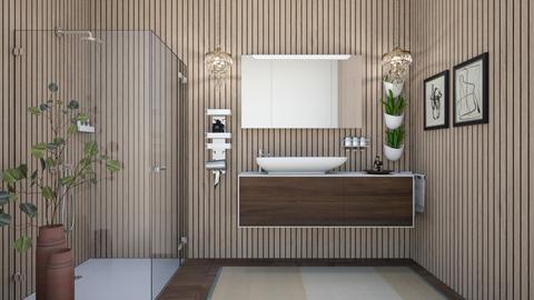 y - Bathroom  - by Lililu