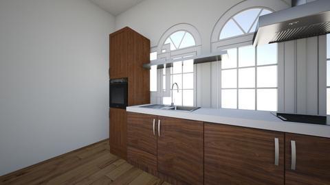Kitchen - Kitchen  - by Ella Johansson