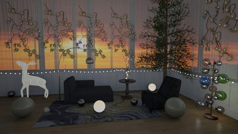 Ikea - Eclectic - Living room - by Elenny