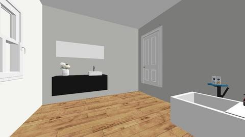 Interior Design Bathroom - Bathroom  - by emilyhuf3589