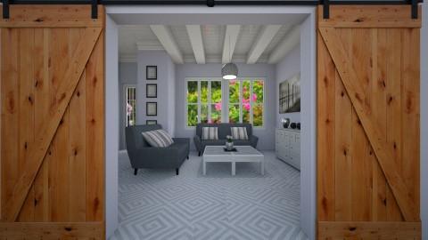 Grey room - by Yulita Riauwaty