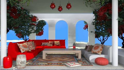 bazaar - Eclectic - Garden  - by chania