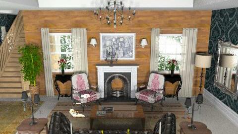 Living Room - Classic - Living room  - by M_Lane