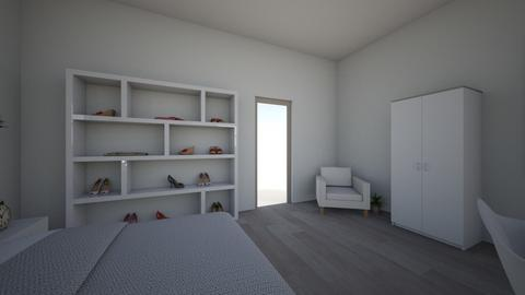 Jamyras bedroom - Classic - Bedroom - by Jamyr5380