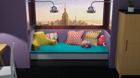 Unusual - Classic - Bedroom - by KittyGirl31