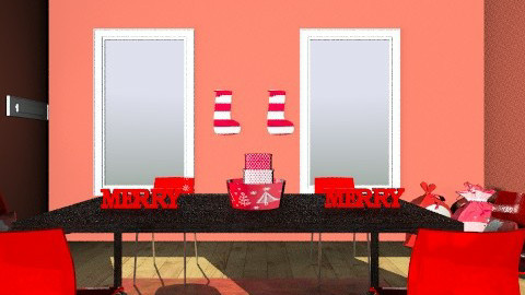 IsItChristmasYet - Modern - Dining room - by fluffybear