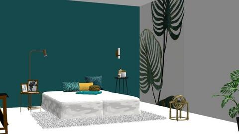 Bedroom - by hanantt