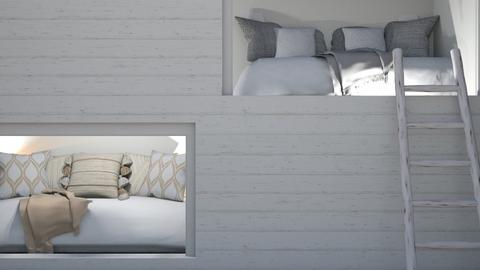 Different Styles Bunk - Bedroom  - by LuluDesignStyle
