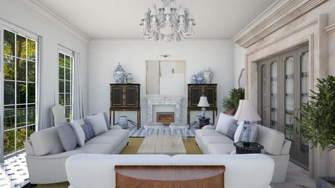 classic french 2 - Classic - Living room - by Moather Al Mawaly