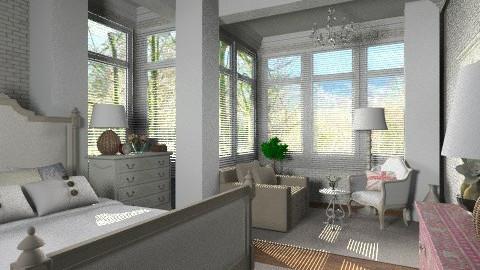 suit farm - Classic - Bedroom  - by Maria_Julia