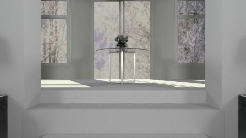 Hallway - Modern - Living room - by josephinesw