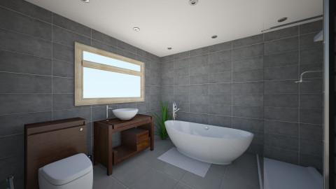 first go - Modern - Bathroom  - by markell76