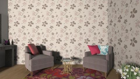 cooff 2 - Vintage - Living room  - by Natalia15