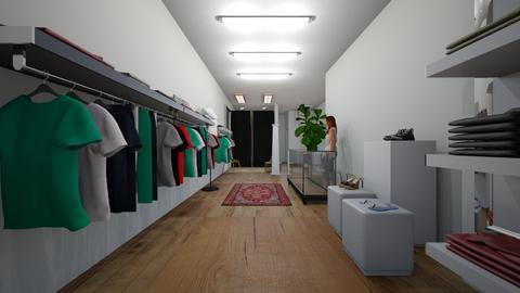 test winkel 1  - Office  - by aniekderooij