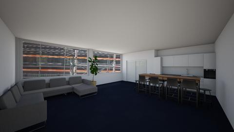Bar Table Kitchen - Kitchen - by The New Kitchen
