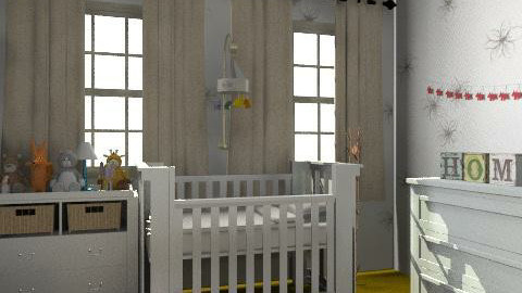 baby - Modern - Kids room  - by ioanavladut7