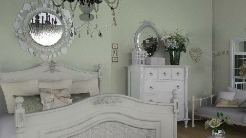 Country Chic - Country - Bedroom  - by laurawoodley