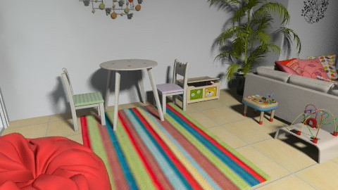 Children Place IT ap - Eclectic - Kids room  - by FranChi