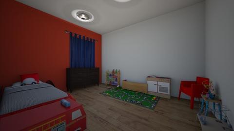 elijhas room - Modern - Kids room  - by Shiya101