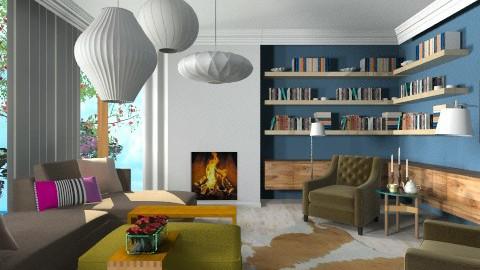 Turner Lounge Room - Modern - Living room  - by 3rdfloor