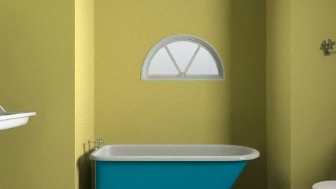 KIDS BATH - Minimal - Bathroom  - by fantabulous rooms 2011