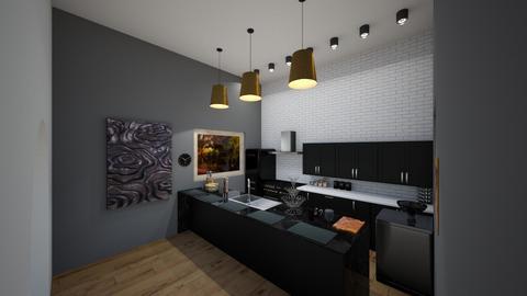 Kitchen 1 - Kitchen  - by uriahearl05