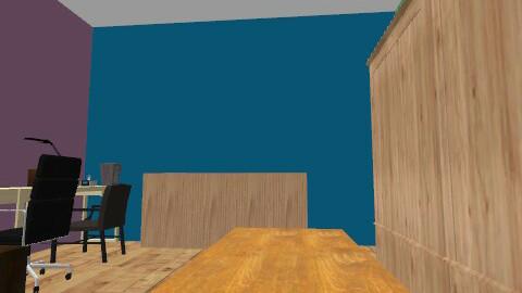 Maarten haselaars - Retro - Bedroom  - by Maarten Haselaars