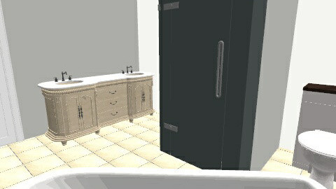 master bath large v3 - Vintage - Bathroom - by jonny166
