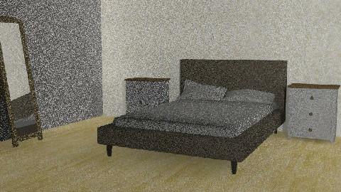 My Bedroom - Bedroom - by Lola Jo