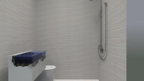 Mews House Bathroom 2 - Eclectic - Bathroom  - by Ciara McMurray