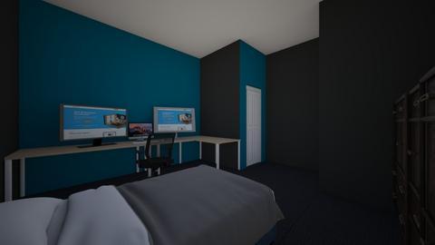 mi cuarto - by Guilleca12