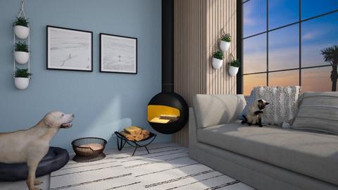 Senna - Living room  - by Meghan White