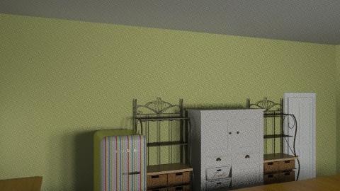 kitchen1 - Eclectic - Kitchen  - by MrGraham
