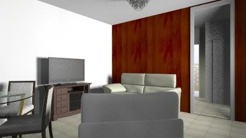 casa nueva de lety - Minimal - by domuseinterior