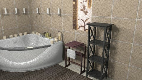 Calm and romantic - Classic - Bathroom  - by vadmacsek95