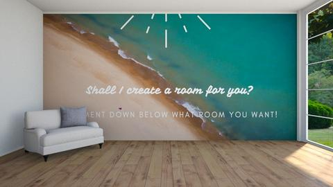 Do you want a room - by Gouri Renjith