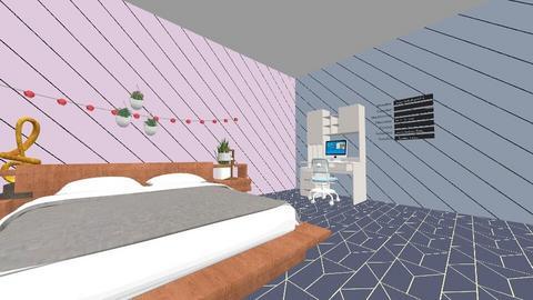 Hennas dream room - Bedroom - by Hussay
